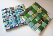 Coasters / by Sharon Colomb