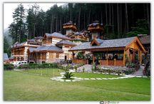 "The Himalayan Village / The Himalayan Village"" is a glorious mix of style, top class facilities, where the traditional architecture & aesthetics blend harmoniously. ""The Himalayan village"" is an ideal place to rejuvenate amongst nature and its ways."