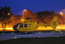 Snaps from Supporters / Our helicopters and crew, as photographed by you