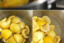 Lemons to cook