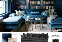 Kathy Kuo Home/Hollywood Regency Dream Room