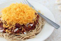 Chili / recipe