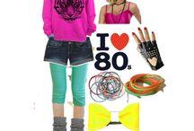Estilo Años 80
