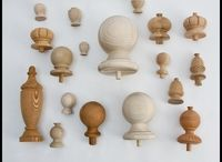 Decorative Post Finials, Post Bases and Pole Accessories