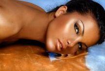 Bronzed Make-Up