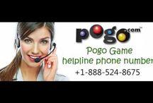 Pogo Helpline number USA