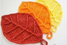 Crochet ~ Fall/Autumn/Thanksgiving / crochet patterns related to the Fall/Autumn season as well as Thanksgiving