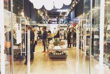 Poush Store | Hilversum / Poush op locatie | Hilversum | Gooische Brink | Kerkstraat | New Retial | Oktober - December 2015