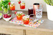 Stunning drinks