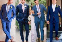 Casamento terno do noivo