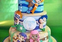 Bubble Guppies Birthday! / Ideas for Valentina's 2nd birthday / by Maria Perez