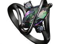 Noir Collection / The Noir Collection From Magick Jewelry