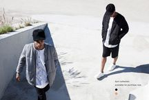 Curated Lifestyle Shop / E-Boutique for high-end contemporary menswear
