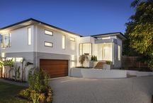 Front Facades / Impressive front facades with A&L products.
