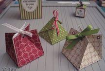 Mini paquet cadeaux
