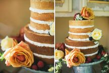 Unfrosted Stacked Cakes / by Jennifer Low