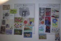 Arte Postal obras recibidas / Obras de Arte Postal recibidas en la ultima convocatoria