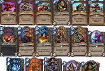 Hearthstone - Warrior Decks