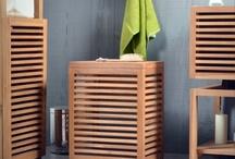 Ethno-chic bathroom