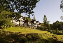 Gidleigh Park / A luxury country house hotel nestled in the wilds of Dartmoor, boasting a fine dining restaurant run by Executive Head Chef, Michael Wignall.