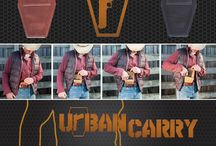 Urban case pistol