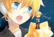Rin/Len matching icons