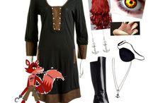 Outfits fnaf