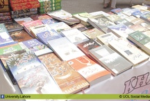 3rd Annual Book Fair 2013  / The University of Lahore has successfully organized its 3rd Annual Book Fair at its Defence Road Campus.