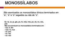 Monossílabos