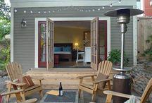 Back yard cottage