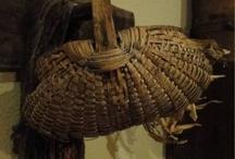 Buckets, baskets and firkins / by Oris Hippensteel