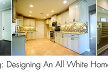 White-on-White Interiors / All white interiors that are all right.