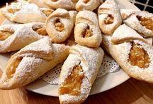margarinsiz elmalı kurabiye