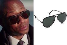 Shooter TV Show Glasses