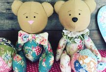 Teddybears / My new passsion is these cute little ones