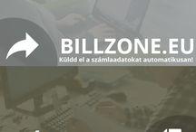 Plakátok / Billzone.eu online számlázó plakátok