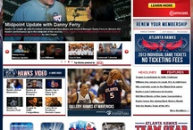 Look Book / Profiling sports websites so you can be inspired