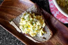 RECIPES: Lunches/Salads / by Displacing Space