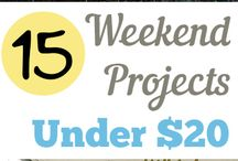 15 weekend projects