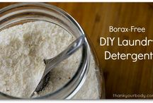 DIY Cleaning Supplies / by Kat McCurdy