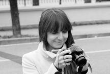 2014 - Shooting fotografici, dietro le quinte / Il dietro le quinte degli shooting è composto da concentrazione, desiderio di mettersi alla prova e divertimento.