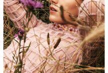 flower editorial