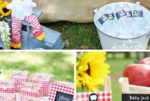 Barbecue Baby Shower / How to Throw Barbecue Baby Shower