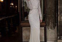 Robes de mariée manches longues