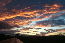 Superb sunset