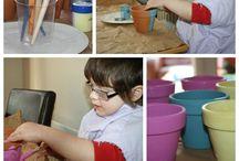 childrens gardening crafts