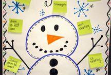 Snowman lessons