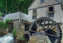water mills in Middle Ages