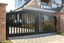 driveway gates ideas