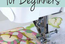 Appliqué / Sewing